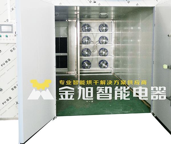 中药材热泵烘干机烘干房